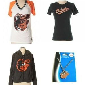 Womens Baltimore Orioles Bundle / Lot